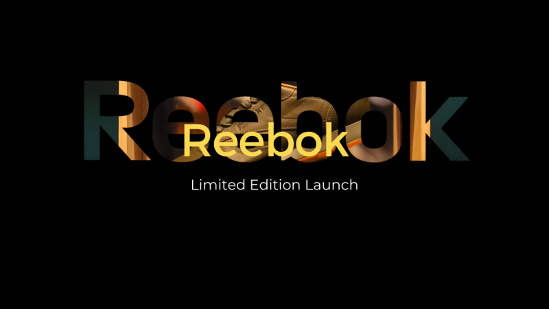 Reebok - event video production - limited edition shoe launch - thumbnails
